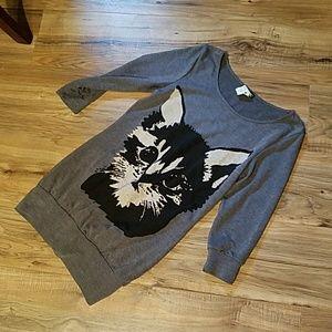 Tops - Kitty tunic